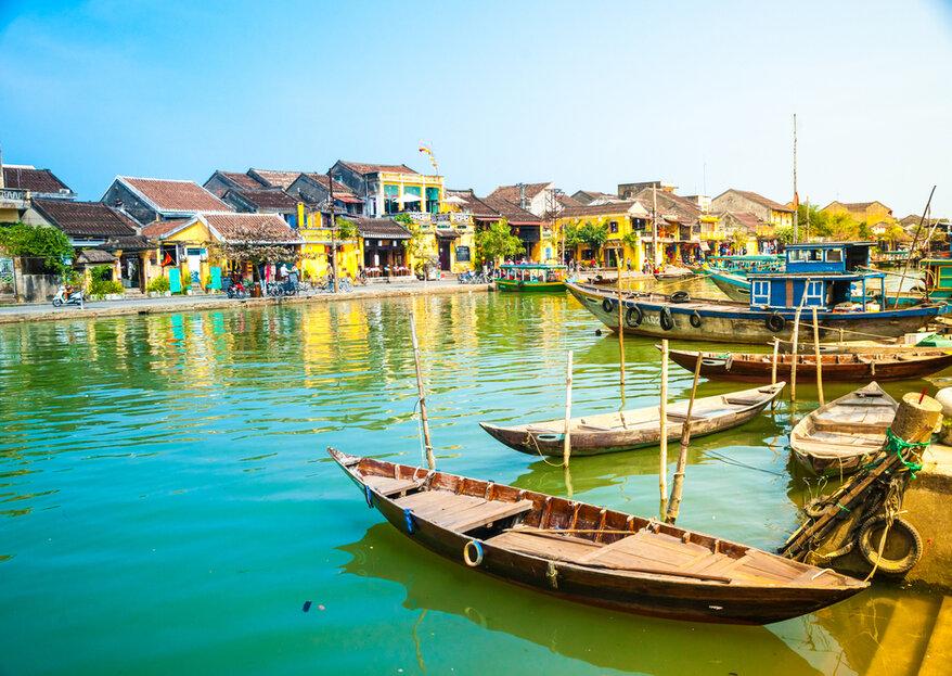 Luna de miel en Vietnam: una verdadera joya del continente asiático