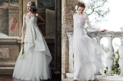 Vestidos de noiva verão 2016: feitos para BRILHAR na estação mais alegre do ano!