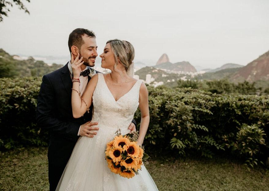 Quais serão os 10 momentos mais emocionantes do seu casamento? Nós sabemos!