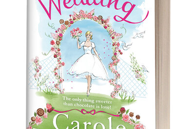 The Chocolate Lovers' Wedding, by Carole Matthews, out in paperback and ebook 21st April