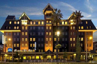 Matrimonio en Viña del Mar: los 10 mejores hoteles para una celebración majestuosa