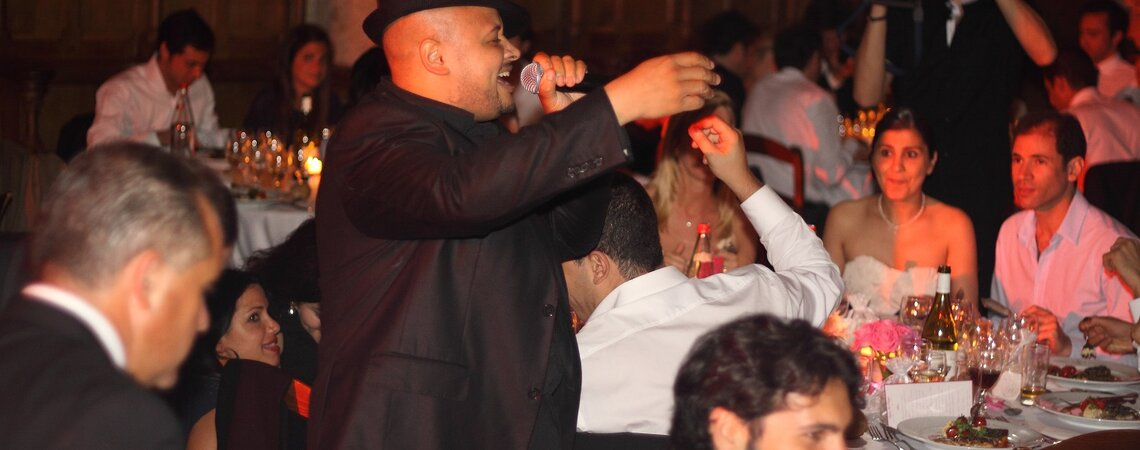 Make Your Wedding Unique With The Help of The Entertainment Specialists: Music Events Agency