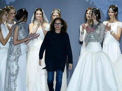 Da Barcellona, un omaggio all'Oriente grazie alla sfilata di Jesús Peiró per la sposa 2016