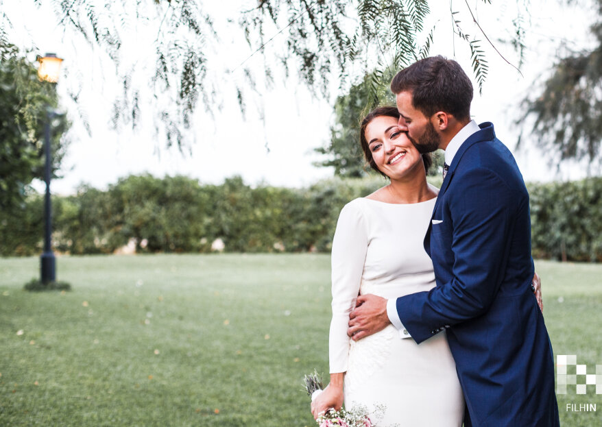 Empatía, naturalidad y compromiso, imprescindible para tu reportaje de boda: conoce al equipo de FILHIN