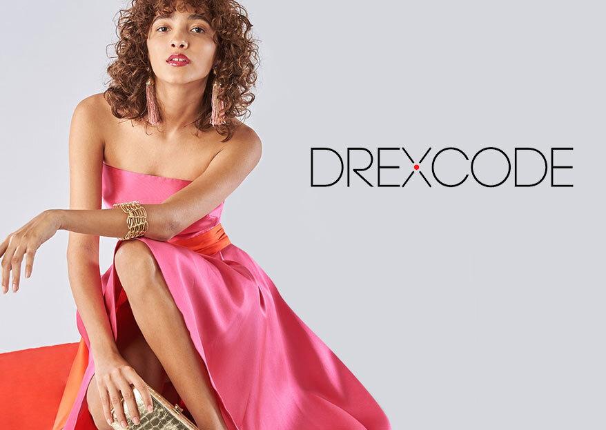 Noleggia lo stile perfetto per le nozze con Drexcode
