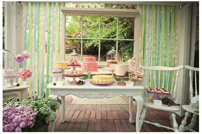Deliciosa decoración: Las mejores mesas de postres para bodas en 2013