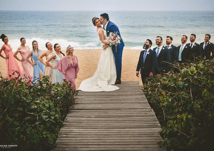 Encontrando o palco do seu grande dia: espaços de casamentos para todos os gostos e estilos!