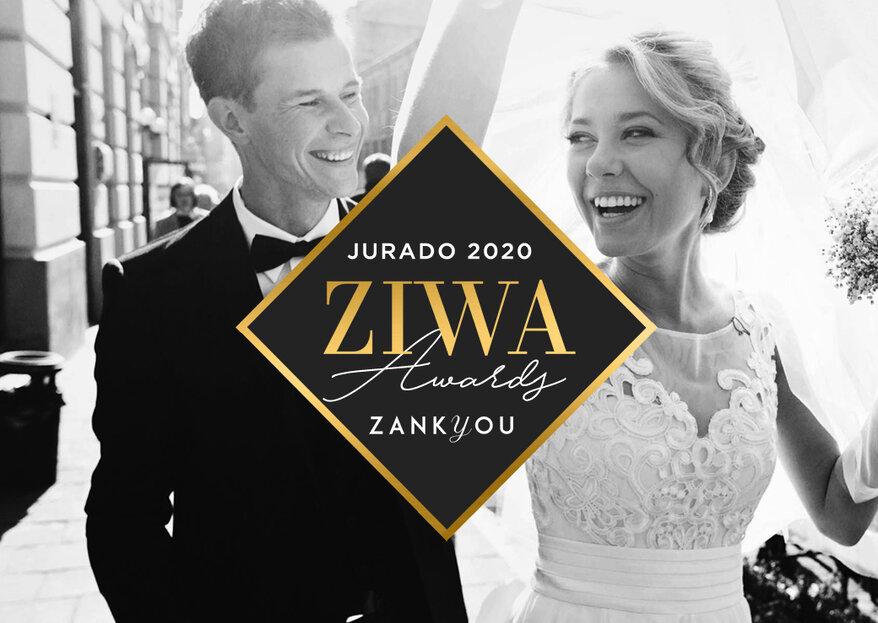 Llega la 10ª edición de ZIWA – Zankyou International Wedding Awards
