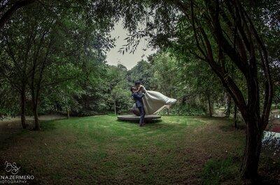 Divertida, diferente y espontánea: Ximena Zemeño, una fotógrafa que ¡te encantará!