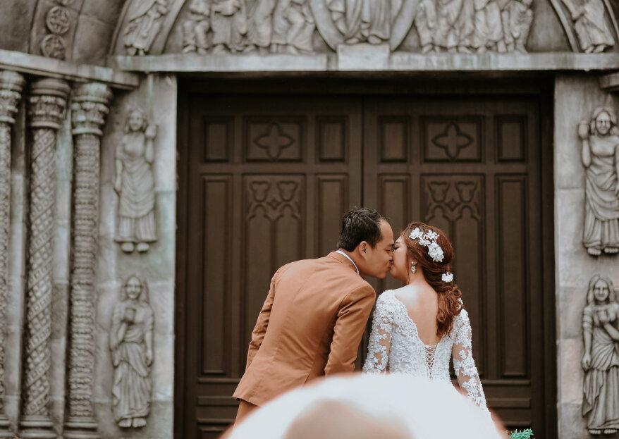 ¿Cómo elegir la iglesia perfecta para tu matrimonio?