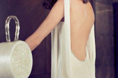 Vestidos de noiva sexy 2014