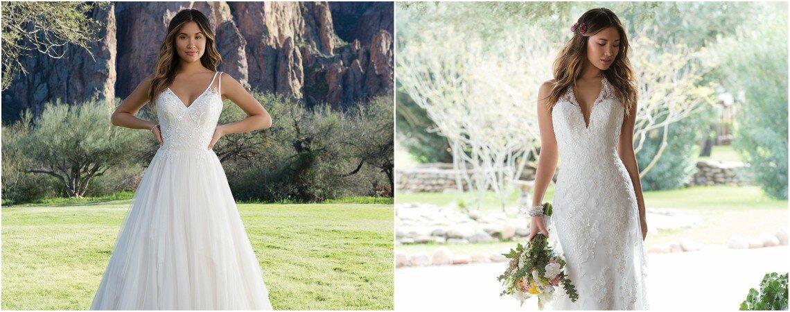 Sweetheart präsentiert die schönsten Brautkleider 2018 – Verspielte Brautkleider für jeden Typ