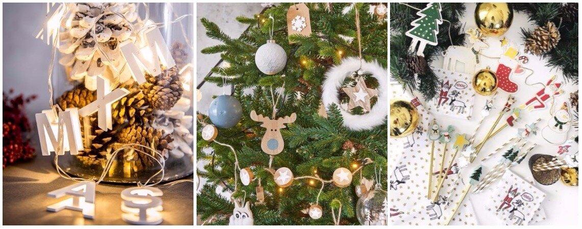 Adornos navideños imprescindibles por menos de 15 euros