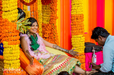 Interesting Tips  for Bridal Mehndi