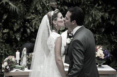Danielle & Marcio: mini wedding sofisticado com 10 horas de festa em São Paulo!