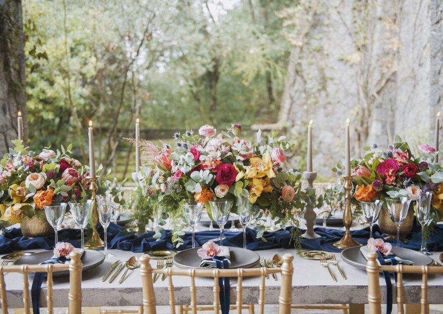 Las 11 mejores floristerías para bodas de Barcelona