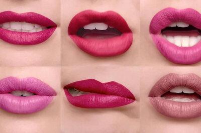 Pintarse los labios: los ocho errores más frecuentes que cometes al maquillarte
