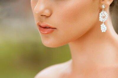 Maquillaje de novia 2017. ¡Los acabados de tendencia favoritos de los expertos!
