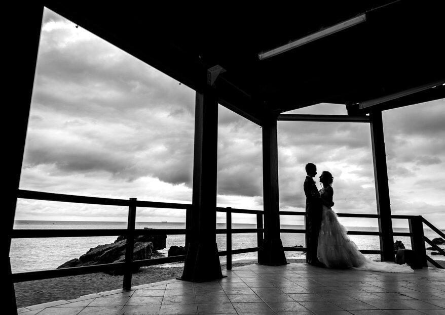 Raul Gori Fotografo: il fascino dei maestosi paesaggi toscani per le foto delle tue nozze