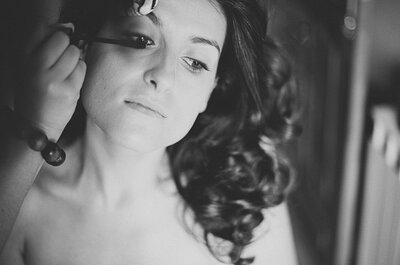 Real wedding international : Un mariage romantique et champêtre