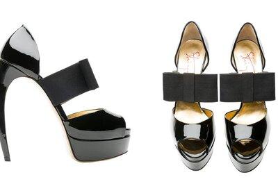Walter Steiger: Zapatos de fiesta modernos colección 2013
