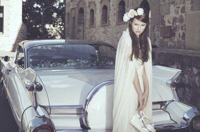Elige para tu boda elegancia y comodidad con las alpargatas de novia de Eduard Castillo Barcelona