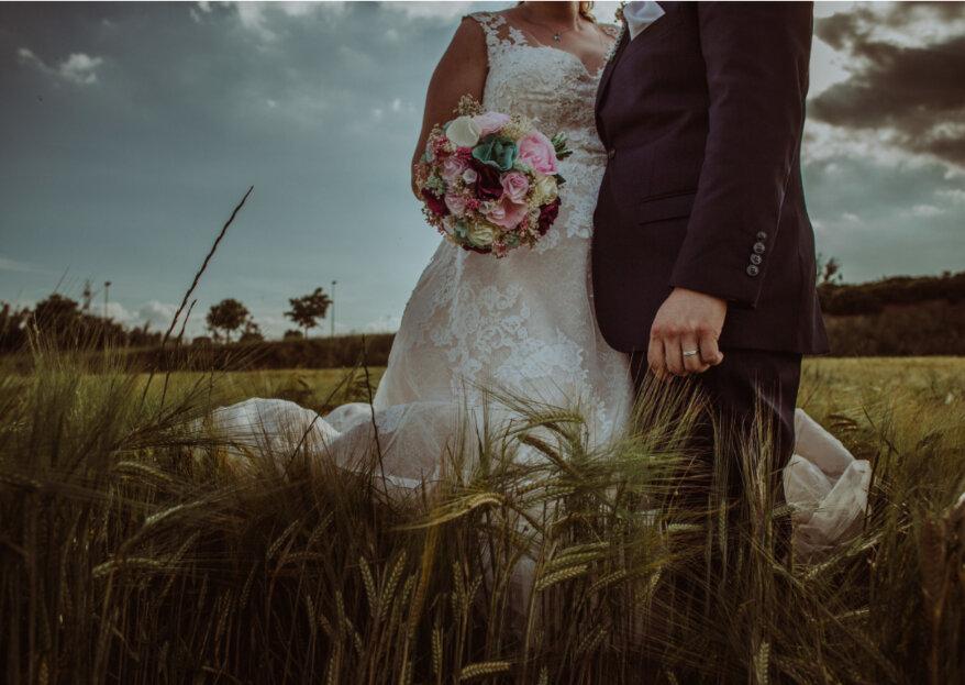 """""""Mejor de lo que podíamos imaginar"""": la boda de Ana y Dani"""