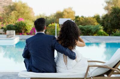 Los 10 mejores lugares de recepción de matrimonios con piscina en Santiago ¡para que tengas la boda más fresca!