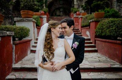 Un hermoso destino, una fantástica historia de amor: La boda de Fabiola y Rodrigo en Guanajuato