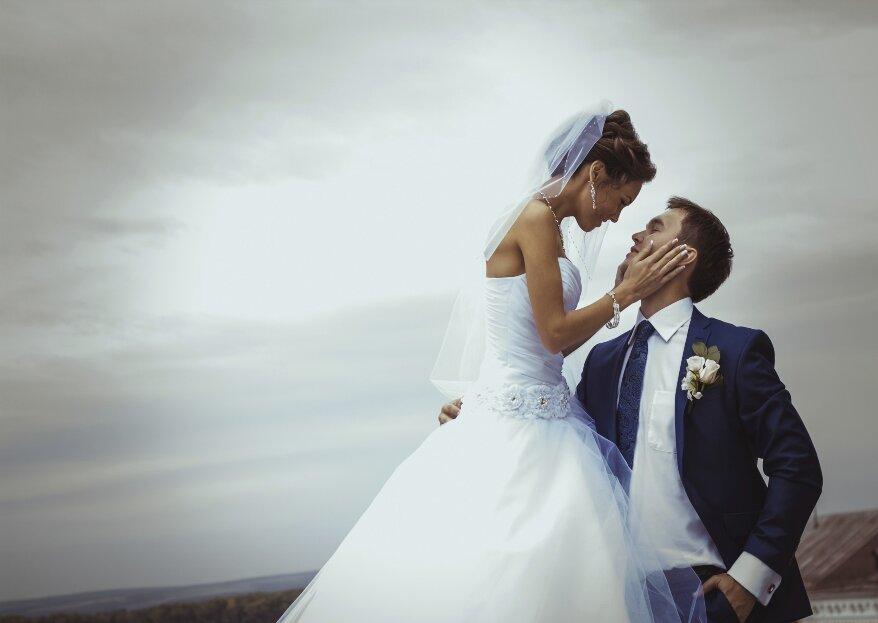 Abiti da sposa ricchi di dettagli e di carattere, vi faranno splendere nel vostro giorno speciale