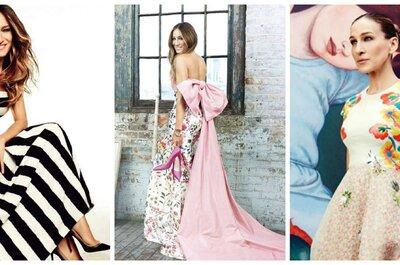 Glamour, Luxus, Brautschuh: Mit diesen Highlights verzaubert Sarah Jessica Parker jede Braut!