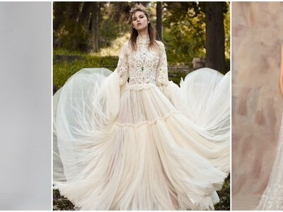 The Best Greek Designers for Modern Brides
