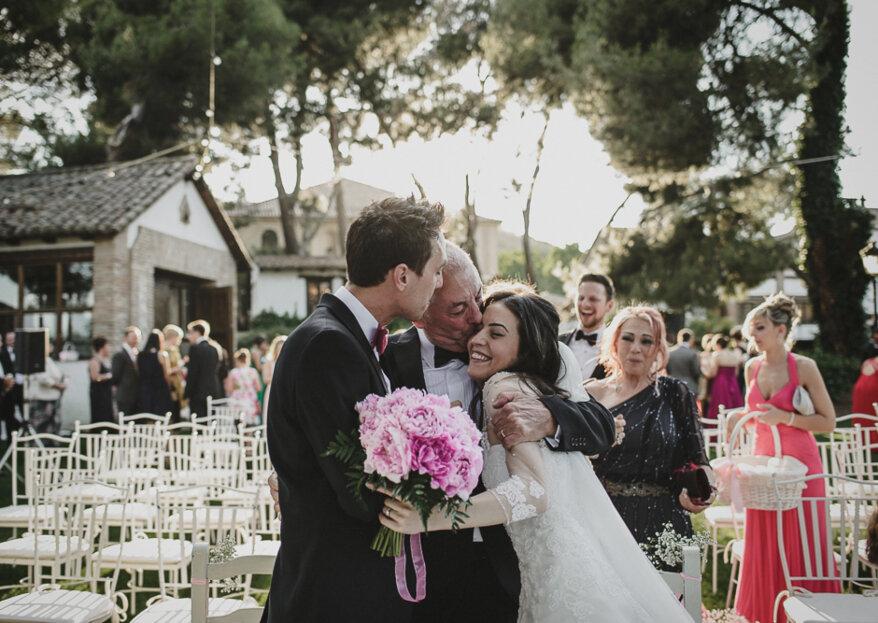 Tarjetas de agradecimiento para los invitados de tu boda: ¿cómo huir de los tópicos y ser más original?