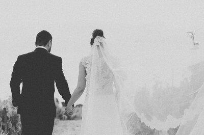 Margarida e Ricardo: um casamento rústico com apontamentos vintage!