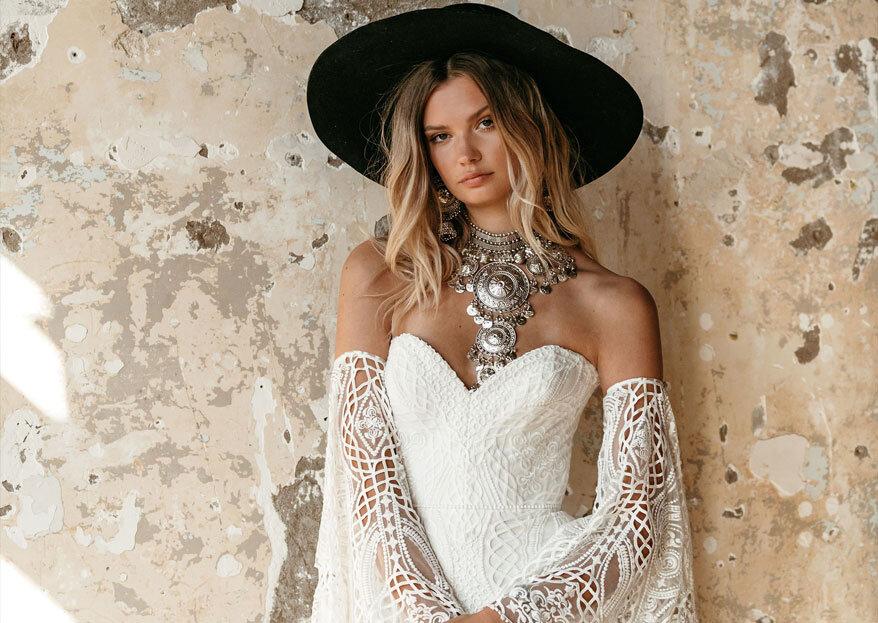 Rue de Seine : une collection de robes de mariée 2020 à tomber, chez Printemps Mariage
