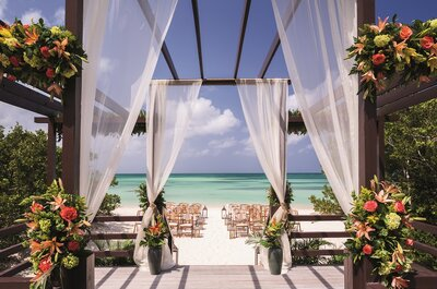 Hotel Ritz–Carlton Aruba: Bodas destino de ensueño