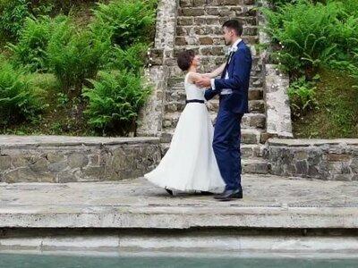 Śliczne wideo ślubne z Willi Tadeusz w Lanckoronie. Zobacz i zainspiruj się!