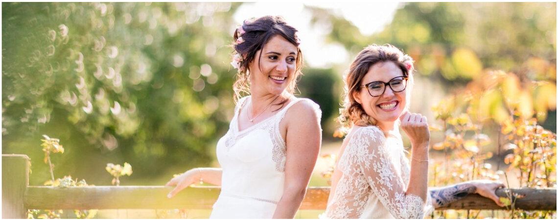 Faustine et Mélanie : Un joli mariage en région nantaise !