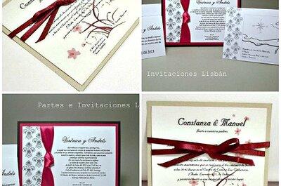 Inspiración: detalles color rojo para la boda