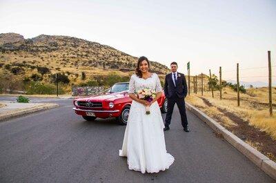 ¿Cómo elegir el carro de la novia para tu matrimonio? ¡Cinco pasos para una entrada triunfal!