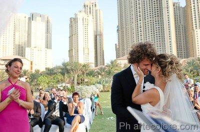 Matrimonio intimo o grande festa? 3 aspetti fondamentali che vi aiuteranno a scegliere