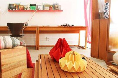 Dicas para a decorar a casa nova com sensatez e sem perder o bom humor!