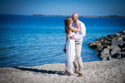 Carolin & Andreas reisen ins Glück! Eine maritime Traumhochzeit an der Ostsee