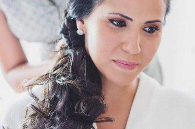 21 penteados de noiva com trança maravilhosos: super tendência!