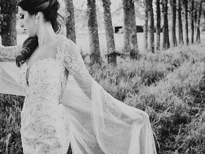 Como guardar o vestido de noiva depois do grande dia? Nós contamos-vos tudo o que sabemos!