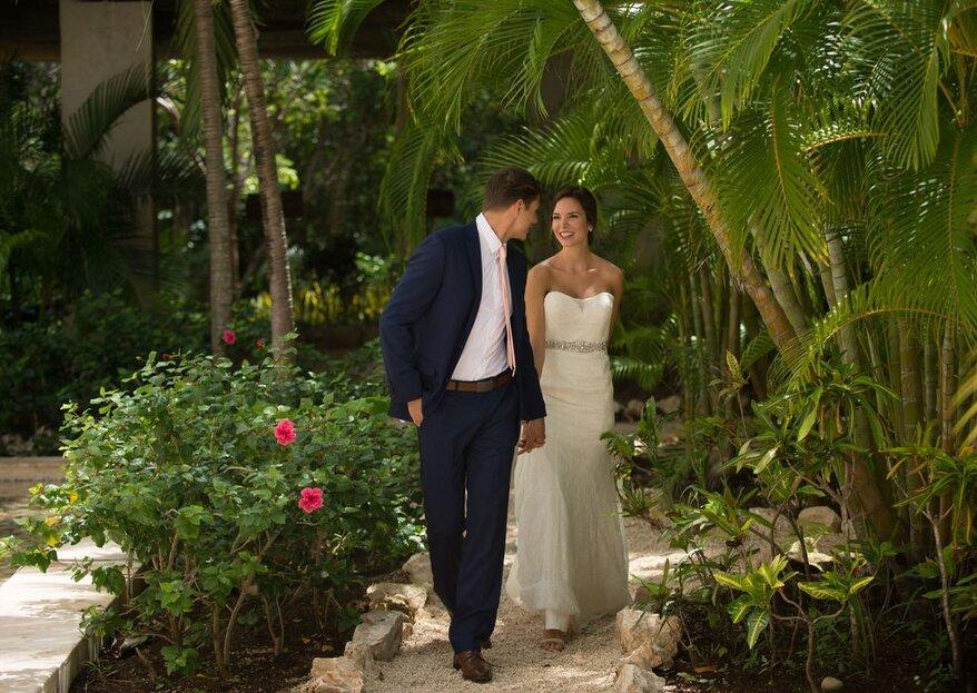 Descubre estos rincones mágicos que serán tu atmósfera ideal para celebrar tu boda