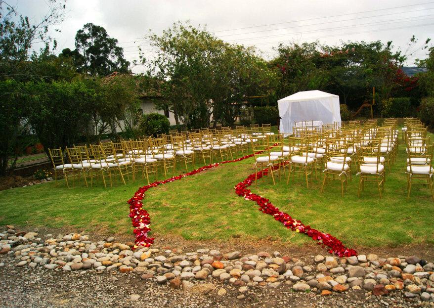 Casa El Misterio Cajicá, el espacio ideal para tu boda en los alrededores de Bogotá