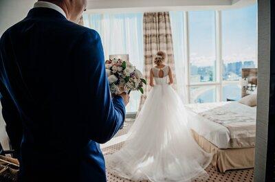 Pasa tu noche de bodas en uno de los 10 mejores hoteles en Santiago, ¡una selección de lujo!