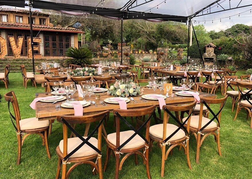 Artemesa Banquetes: un servicio completo y de calidad
