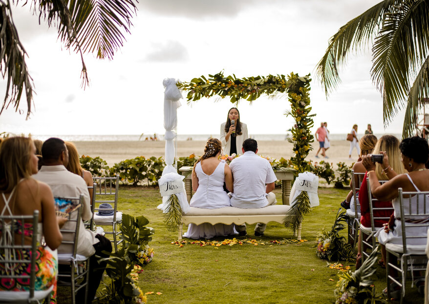 Necesitas que un wedding planner como Emporio Bodas & Eventos, se comprometa contigo